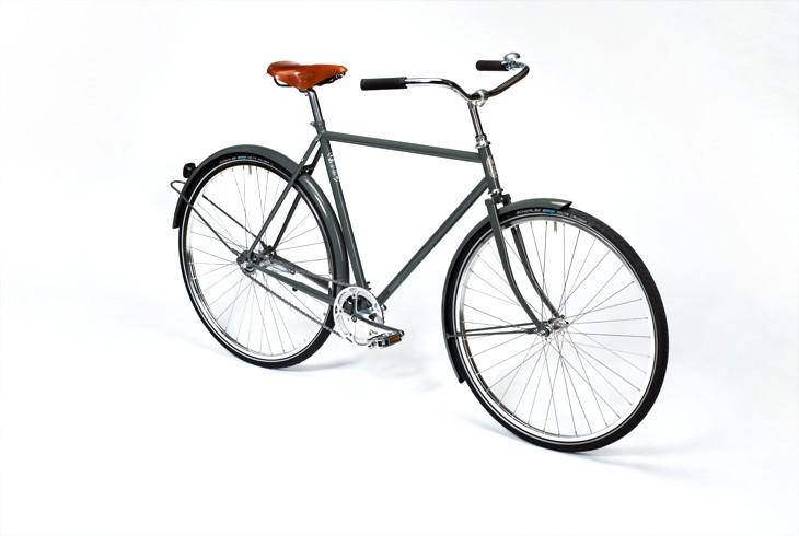 Pelago bristol aus finnland stahl for Fahrrad minimalistisch