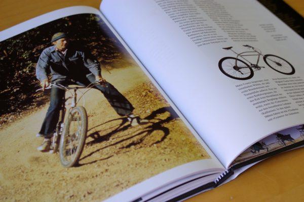 BMX Mountaibike Entwicklung