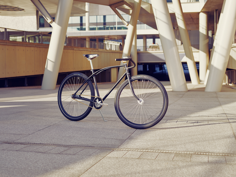 Achielle Fahrrad Omer aus Belgien - Stahl-Rad.de